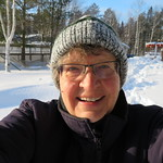 Selfie at 4 below zero thumbnail