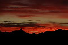 Sunset 1 16 19 #27 (Az Skies Photography) Tags: sun sky skyline skyscape rio rico arizona az riorico rioricoaz arizonasky arizonaskyline arizonaskyscape cloud clouds red orange gold salmon black january 16 2019 january162019 11619 1162019 canon eos 80d canoneos80d eos80d canon80d set sunset dusk twilight nightfall arizonasunset