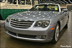 2004 Chrysler Croosfire Convertible (Photos By Vic) Tags: car mecumauction vehicle automobile louisvilleky 2004 04 chrysler crossfire convertible mopar