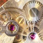 engine of a clock thumbnail