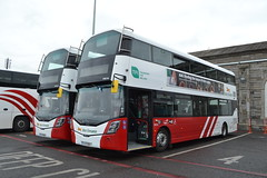 Bus Éireann (Will Swain) Tags: dublin broadstone depot 16th june 2018 bus buses transport travel uk britain vehicle vehicles county country ireland irish city centre south southern capital