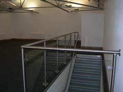 Office mezzanine stairwell and staircase llonsson London (Llonsson) Tags: office mezzanine stairwell staircase llonsson london