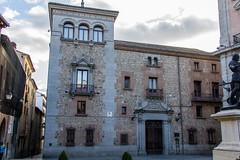 Casa de Cisneros Plaza de la Villa Madrid 01 (Rafael Gomez - http://micamara.es) Tags: casadecisneros esp españa madrid casa de cisneros plaza la villa barrio los austrias