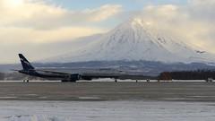 Aeroflot Boeing 777-300 VQ-BUC (Zhuravlev Nikita) Tags: spotting elizovo kamchatka uhpp boeing 777 boeing777 aeroflot