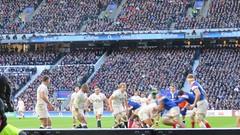 England v France 13 (oldfirehazard) Tags: england engvfra france rugby rugbyunion rufc 6nations sport twickenham london 2019 february international outdoor stadium winter