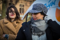 Girls in the city (Ramireziblog) Tags: brugge 6d canon candid street city girls