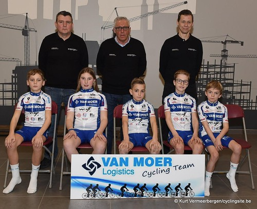 Van Moer Logistics Cycling Team (216)