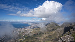 In the Clouds (Stefan Zwi.) Tags: tafelberg kapstadt capetown clouds wolken südafrika southafrica tablemountain