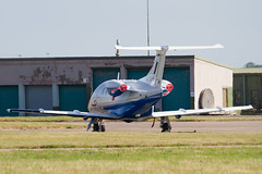 Phenom T1 ZM336 45Sqn (spbullimore) Tags: embraer phenom t1 royal air force raf uk 2018 waddington affinity flying training services 45sqn 45 squadron sqn