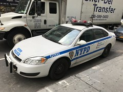 NYPD Citywide Traffic Task Force Chevy Impala (NY's Finest Photography) Tags: highway patrol state nypd fdny ems police law enforcement ford dodge swat esu srg crc ctb rescue truck nyc new york mack tbta chevy impala ppv tahoe mounted unit service squad dcu windshield road