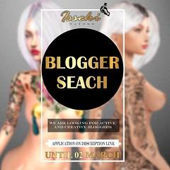 App blogger search (Fabricio Isseki) Tags: tattoo tattoos secondlife second life slink maitreya belleza omega