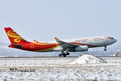 B-5979 Hainan Airlines Airbus A330-243 DSC_3800 (Ron Kube Photography) Tags: aircraft plane flight airliner nikon nikond7200 d7200 ronkubephotography yyc calgary calgaryinternationalairport b5979