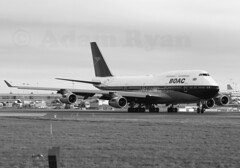 G-BYGC - British Airways B747-400 'BOAC Livery' (Black and White) (✈ Adam_Ryan ✈) Tags: dub eidw dublinairport 2019 dublinairport2019 canon 6d 100400liiisusm 100400 avgeek aviation plane planespotting flight aircraft boeing boeing747 b747 b747400 b747dublinairport british airways gbygc retrojet retro repaint boac boaclivery britishoverseasairwayscorporation britishairwaysretrojet dublin painting eirtech speedbird 100 100years anniversary jumbo jumbojet february runway28 runway photography photo 1919 19192019 blackandwhite planespottingatdublinairport planes airport airplane photographs adamryanavaitionphotography adamryanaviation fullframe black white old vintage 4engines paint