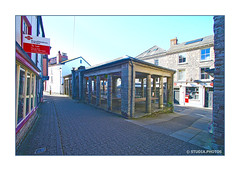 Market Place, High Town, Hay-on-Wye, Powys, Wales UK (Stuart Smith AUS) Tags: blighty britain british explore gbr geo:lat=5207442500 geo:lon=312526500 geotagged greatbritain hayonwye heritagearchitecture hightown httpstudiaphotos marketplace olddart powyswales stuartsmith stuartsmithstudiaphotos studiaphotos uk unitedkingdom welsh wwwstudiaphotos