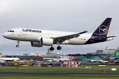 D-AINP | Lufthansa | Airbus A320-271n | CN 8622 | Built 2018 | DUB/EIDW 25/01/2019 (Mick Planespotter) Tags: aircraft airport dublinairport collinstown nik sharpenerpro3 jet dainp lufthansa airbus a320271n 8622 2018 dub eidw 25012019 2019 neo a320