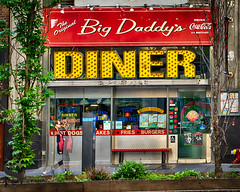 1 Market Friday big daddys diner (Singing With Light) Tags: 15th a7iii centralpark madisonsquarepark may2018 mirrorless nyc parkave singingwithlight sonya7iii architecture astorsquare manhattan photography singingwithlightphotography sony spring
