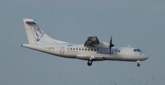ATR42   F-GPYB   TLS   20120917 (Wally.H) Tags: atr42 fgpyb airlinair tls lfbo toulouse blagnac airport