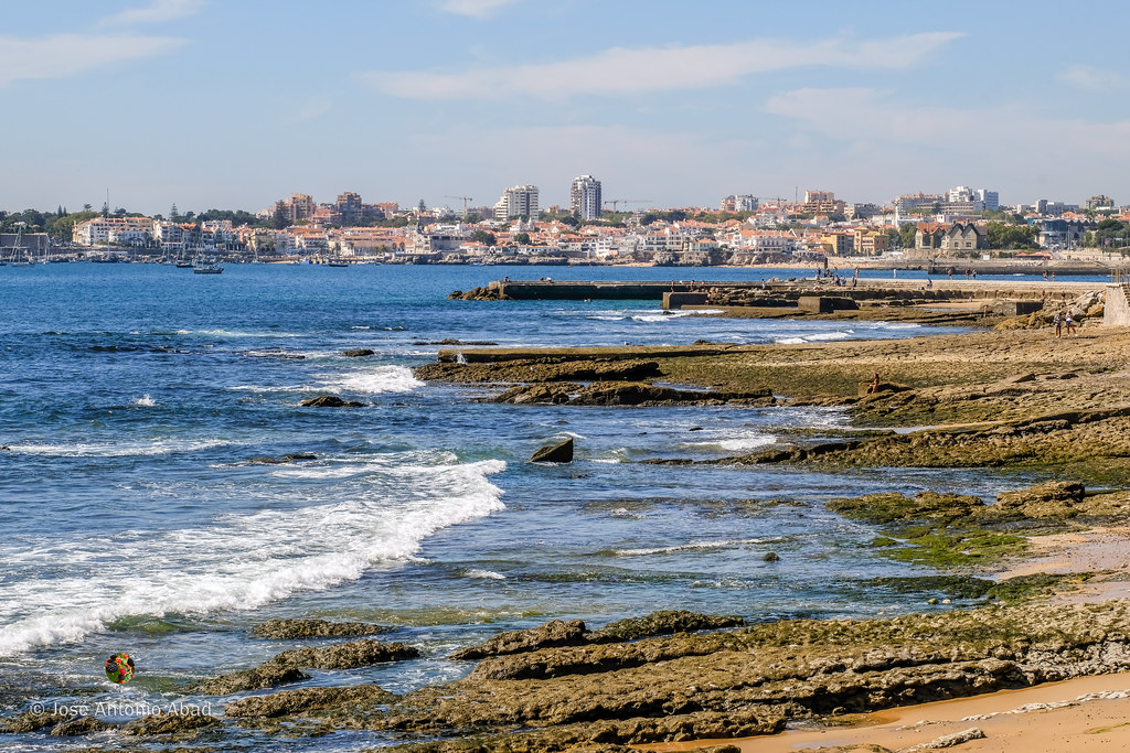 9ee602c8adaf Estoril, Portugal (Jose Antonio Abad) Tags: agua joséantonioabad mar  arquitectura lisboa pública · Cascais ...
