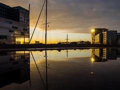 A0193473 (rpajrpaj) Tags: amsterdam cityscape nederland nederlandvandaag netherlands city sunrise