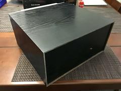 Super Nintendo Game System Cabinet ES-3000 ALS_09 (gamescanner) Tags: super nintendo game system cabinet es3000 als industries model storage case snes nes official licensed product