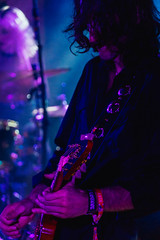 EliseMalterre_DelicateSteve_Treefort2019_3170 (Treefort Photo Dept) Tags: elkorahshrine treefort2019 delicatesteve moody light concertlighting electric guitar