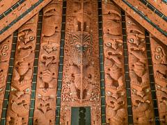 NZ Series: Maori Carving Talent (GarSham) Tags: auckland newzealand aucklandmuseum maori carving museum