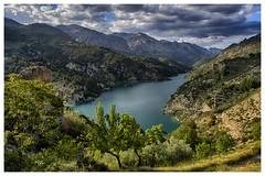 Embalse del Portillo (Sierra de Castril) (bit ramone) Tags: castril granada españa spain andalucia water agua mountain montaña sierra bitramone