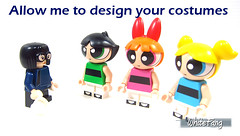 Allow me to design your costumes (WhiteFang (Eurobricks)) Tags: lego minifigures cmfs collectable walt disney mickey characters licensed design personality animated animation movies blockbuster cartoon fiction story fairytale series magic magical theme park medieval stories soundtrack vault franchise review ancient god mythical town city costume space