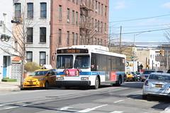 IMG_5098 (GojiMet86) Tags: mta nyc new york city bus buses 2006 orion vii genii hlf 6846 subway shuttle 38th avenue 28th street