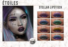 .Etoiles. Stellar Lipstick vendor (Étoiles) Tags: