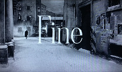 Fine (Dill Pixels (THE ORIGINAL)) Tags: theend endtitle italian visconti film movie cinema classic bw