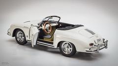 Porsche 356 Speedster-09 (M3d1an) Tags: porsche 356 speedster autoart 118 miniature diecast