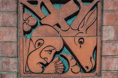 20181226-DSC01472 Amsterdam, Netherlands (R H Kamen) Tags: 19101919 amsterdam craft gelderland holland netherlands otterlo wallbuildingfeature amsterdamschool architecture artdeco artnouveau brick buildingexterior closeup day decoration expressionism facade outdoor rhkamen