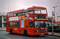 D258FYM Balham 2005 (MCW1987) Tags: london transport arriva south leyland olympian l258 d258fym ecw