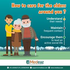 Elder's care (Medeaz) Tags: dignity seniors seniorcitizens family health seniorinspire eldercare healthcare grandparents medeaz