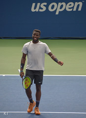 Frances Tiafoe (Carine06) Tags: tennis usopen 2018 flushingmeadows corona newyork practice kt20180826043 francestiafoe