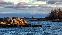 Karlshamn (tonyguest) Tags: karlshamn eneskär sea rocks water clouds sweden tonyguest focusstacking