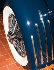 1929 Duesenberg J-111 Dual Cowl Phaeton Fender (ksblack99) Tags: duesenberg 1929 j111 dualcowl phaeton automobile classiccar gilmorecarmuseum hickorycorners michigan fender