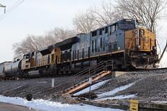 Ordinary M337 (DonnieMarcos) Tags: freighttrains freight freighttrain railroad railway rail rails railfan railfanning railroads trains train trainspotting traintrack traintracks berwyn berwynil et44ac csx cn canadiannational ic m337 cnm337 cnm33791 m33791 cnr canadianational
