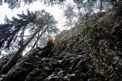 0011_GOPR4733 (marcellszmandray) Tags: ausztria hohewand gutensteinialpok alpok viaferrata kirándulás tavasz hó gebirgsvereinsteig