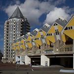 Rotterdam - Kubuswoningen thumbnail