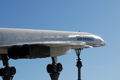 Icy Concorde (The-Beauty-Of-Nature) Tags: mine photography original museum technikmuseum sinsheim technology aircraft airplane engineering machine old concorde supersonic airfrance