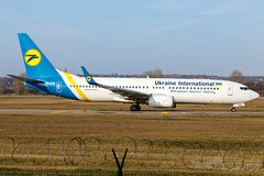 UR-PSW | Ukraine International Airlines | Boeing 737-8KV | BUD/LHBP (Tushka154) Tags: hungary ukraineinternationalairlines spotter 737nextgeneration 7378kv ferihegy budapest 737800 urpsw boeing 737 737ng aircraft airplane avgeek aviation aviationphotography boeing737 boeing737nextgeneration boeing737ng budapestairport lhbp lisztferencinternationalairport planespotter planespotting spotting uia