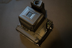 DSC08364 (NewScreenName4Me) Tags: contax 645af 4sale batteryholder mp1