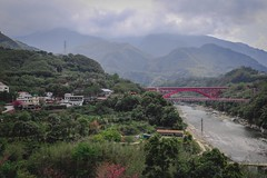 自然Nature | 北橫公路 (ibgsaker) Tags: nature bridge mountain green taiwan taipei canon