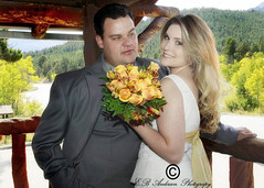 In Love (E.B Anderson Photography) Tags: wedding flowers love beauty mountains model colorado estespark romance
