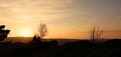 Stability At Sunset. March 2019 (Simon W. Photography) Tags: blackrocks cromford derbyshire wirksworth derbyshirepeakdistrict england highpeak highpeaktrail peakdistrictnationalpark thepeakdistrict cliff hightor landscape landscapephotography countryside sunset sundown sun sunrays sunshineredsky silhouette cloud cloudporn evening sonyrx10iv sonyrx10m4 rx10m4 sonyuk sony sonyrx sonyrxphoto sit sat sitting seated seat reclining relax relaxing alone visitengland solitude solitary single solo unitedkingdom uk english greatbritain gb britain british eastmidlands sonyflickraward