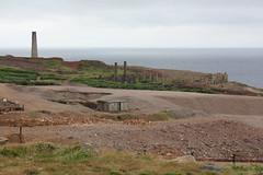 Geevor Tin Mine (Helgoland01) Tags: unesco weltkulturerbe england uk cornwall bergwerk mine mining tin atlantik atlantic coast küste