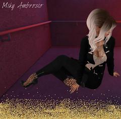 ☆ First Days In The New Year ☆ (Miky Ambrosio) Tags: mesh bento head catwa skin applier l´etre body maitreya vanity event is heels bloggers womens iheartsl slfeeds girlsboysfeed worlddirectoryblogspot