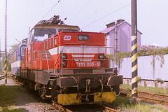 CD 111008-9 (bobbyblack51) Tags: cd class 111 skoda type 78e bobo electric locomotive 1110089 dkv ostrava 2006